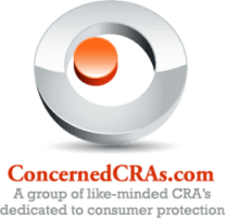 Concerned Consumer Reporting Agencies logo
