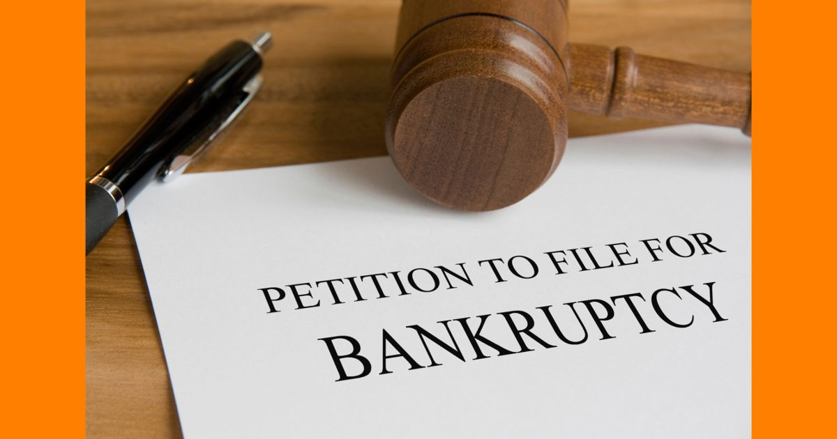 bankruptcy filing search
